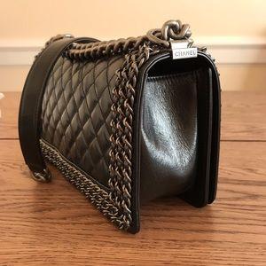 abdbd029c15a CHANEL Bags | Old Medium Boy Leboy Limited Edition | Poshmark